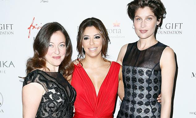 Eva Longoria celebrates philanthropy with star-studded awards ceremony
