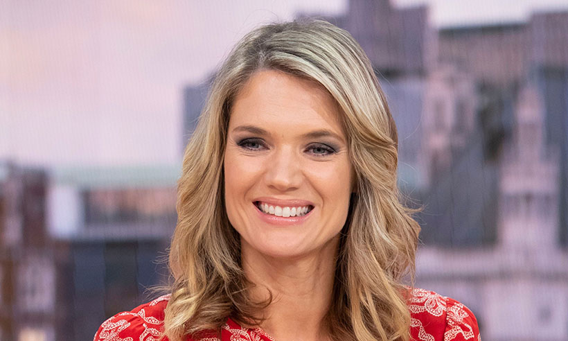 Charlotte Hawkins wears the most gorgeous summer ASOS dress and we want it now