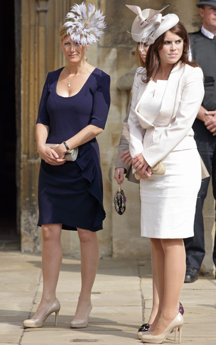 How Sophie The Countess Of Wessex Has Transformed Her Style In Recent Years Photo 1
