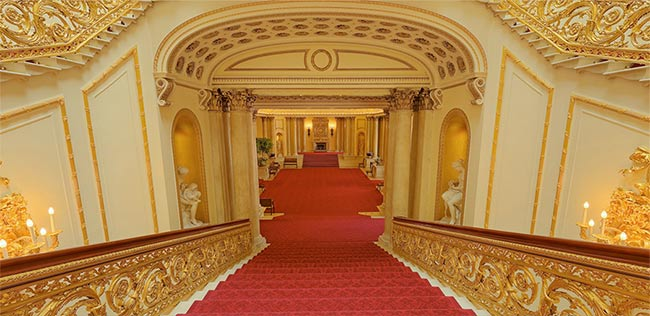 Get An Access All Areas Virtual Tour Of Buckingham Palace