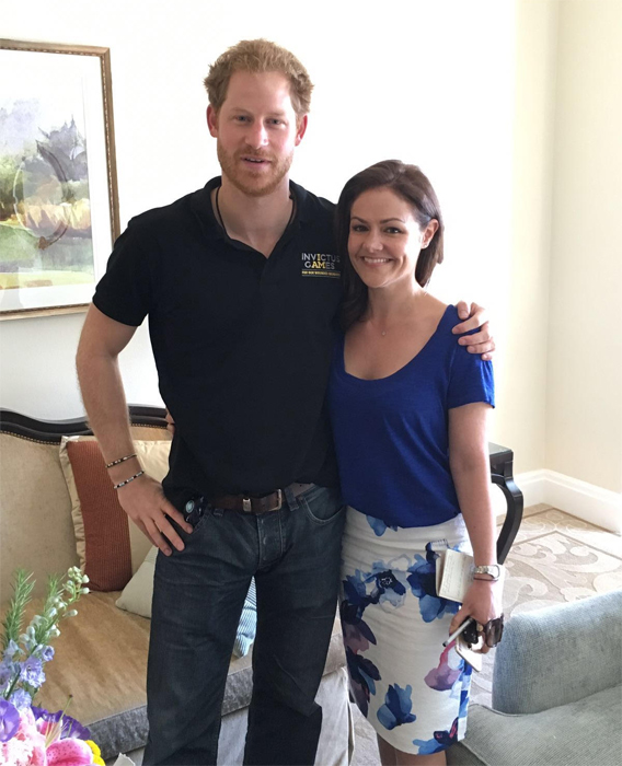 Prince Harry Speaks To HELLO! About His Late Mum Princess