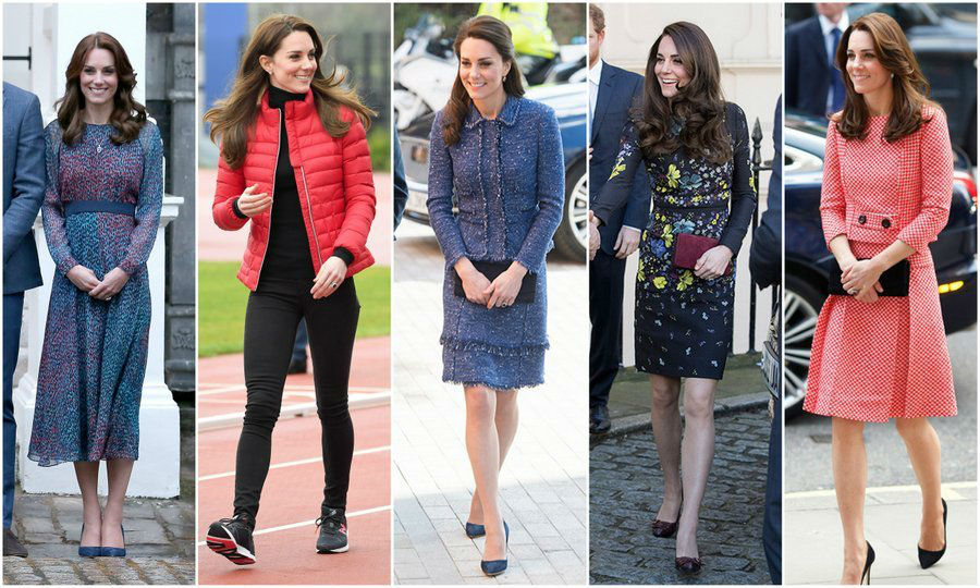 8 Key Style Staples From Duchess Kate 39 S Wardrobe That Are 2017 Fashion Trends Photo 1