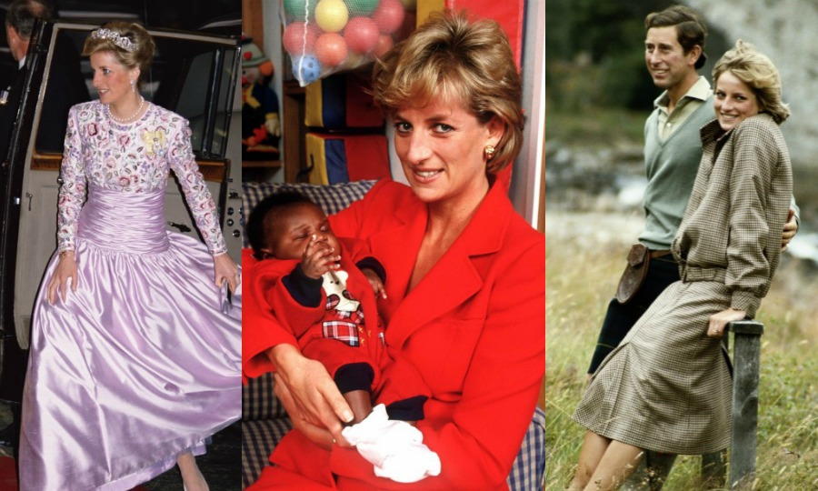 Royal photographer Jayne Fincher: My 10 most memorable Diana shots