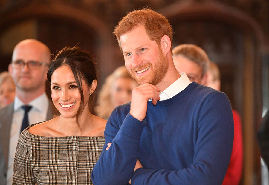 Matrimonio Harry In Streaming : All the best photos from harry and meghan s visit to