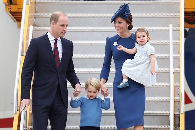 prince-george-blue-jumper-on-tour-of-canada