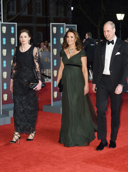 kate-middleton-prince-william-baftas