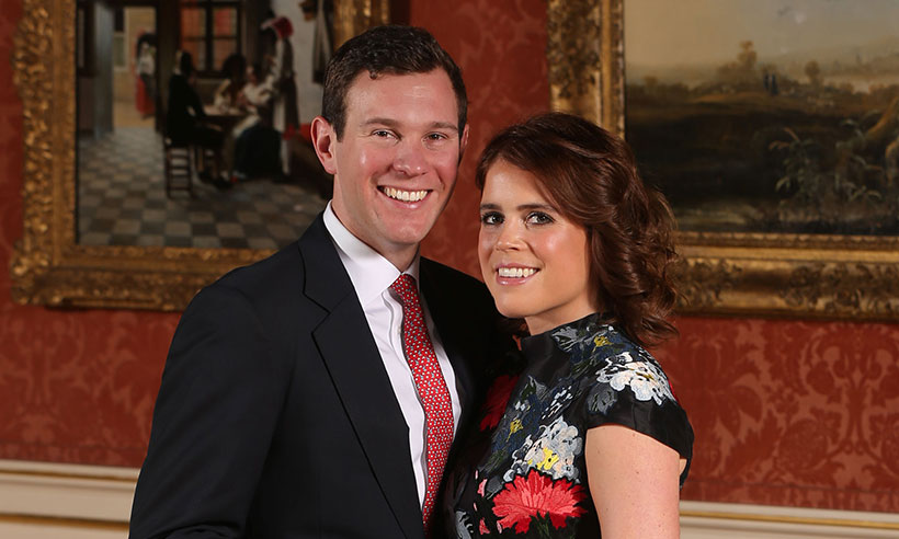 Princess Eugenie Jack Brooksbank engagement