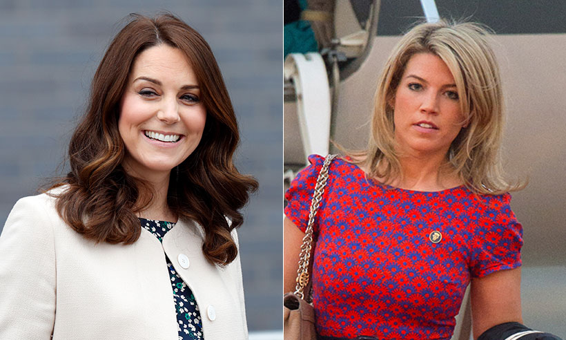 Duchess Kate S Stylist Natasha Archer Leaves The Lindo Wing Hours After Royal Was Admitted
