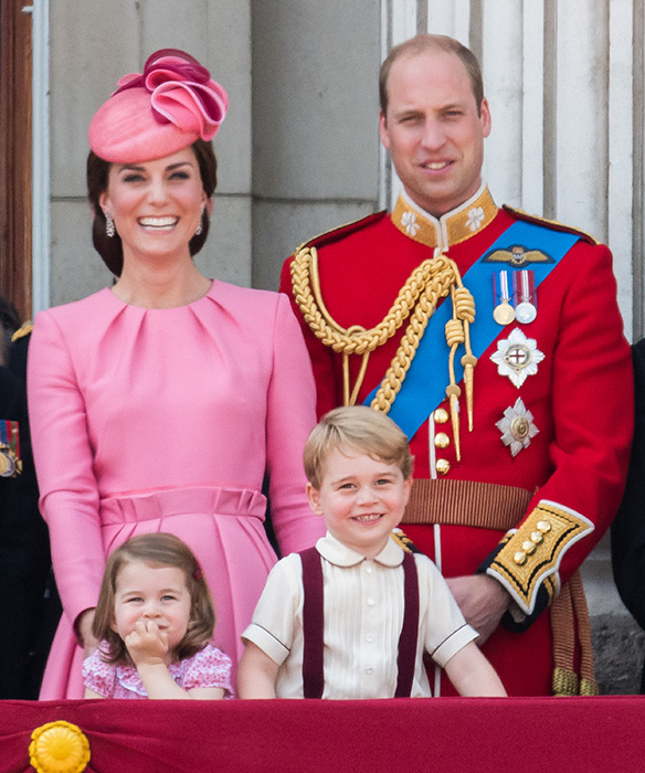 kate-middleton-prince-william-prince-george-princess-charlotte-trooping-the-colour-2017
