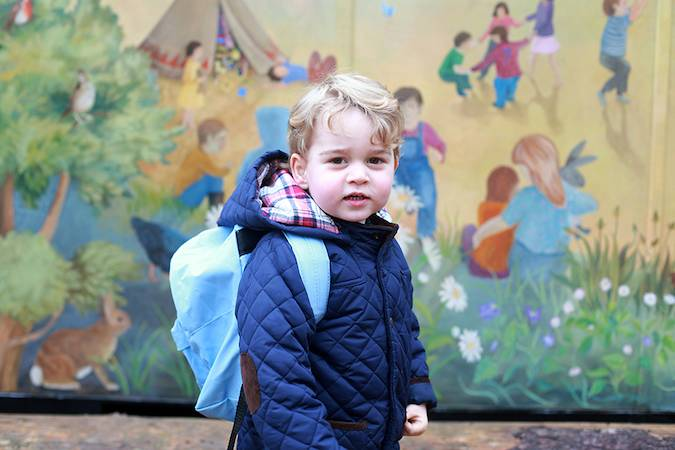 prince george first day nursery