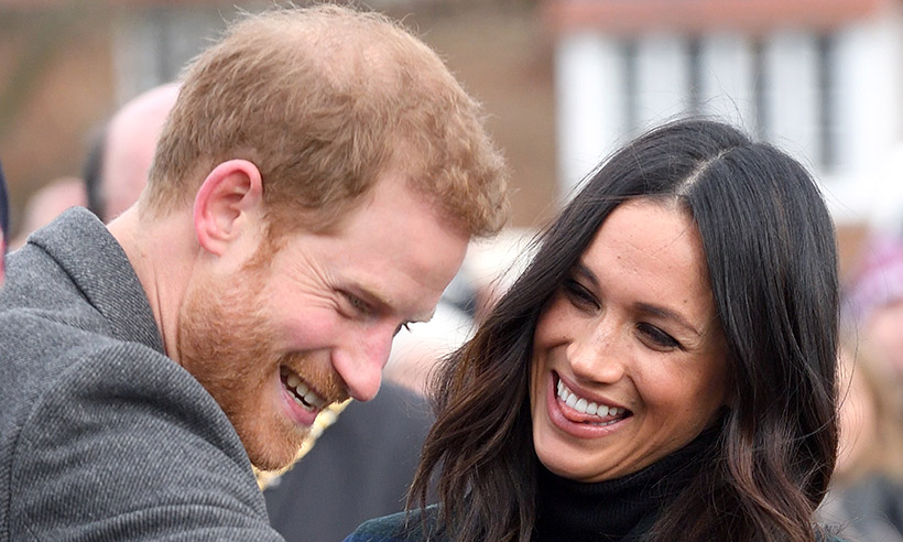 who will walk meghan markle down the aisle