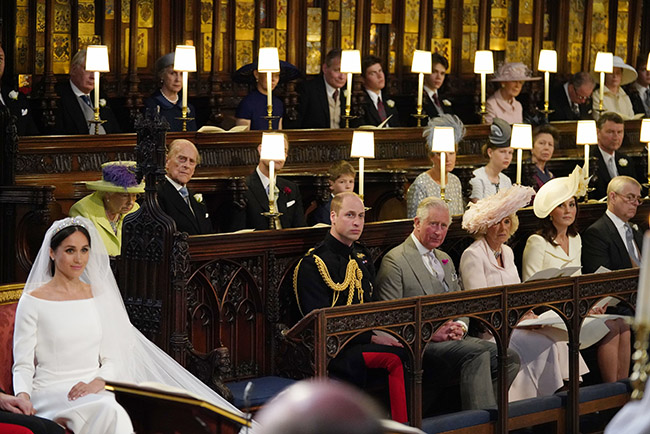 Did Prince Harry leave an empty seat for Princess Diana at
