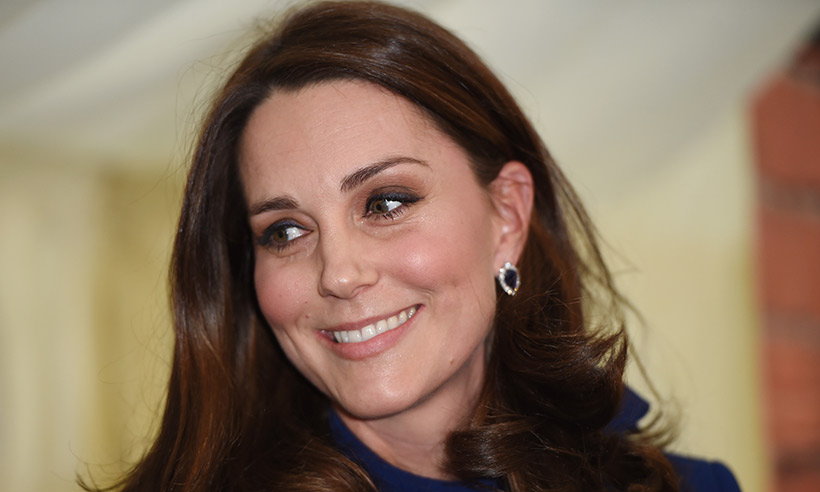 Kate Middleton enjoys a day out at the Houghton Horse