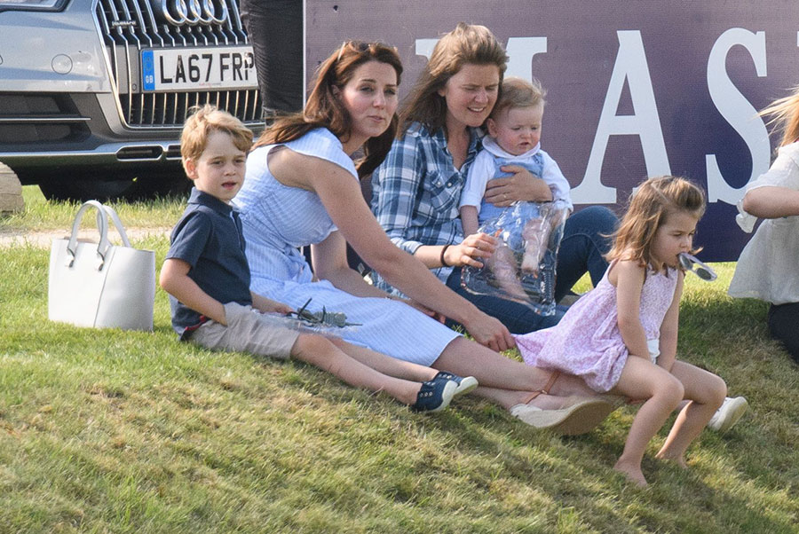 kate-middleton-with-her-kids-at-the-polo