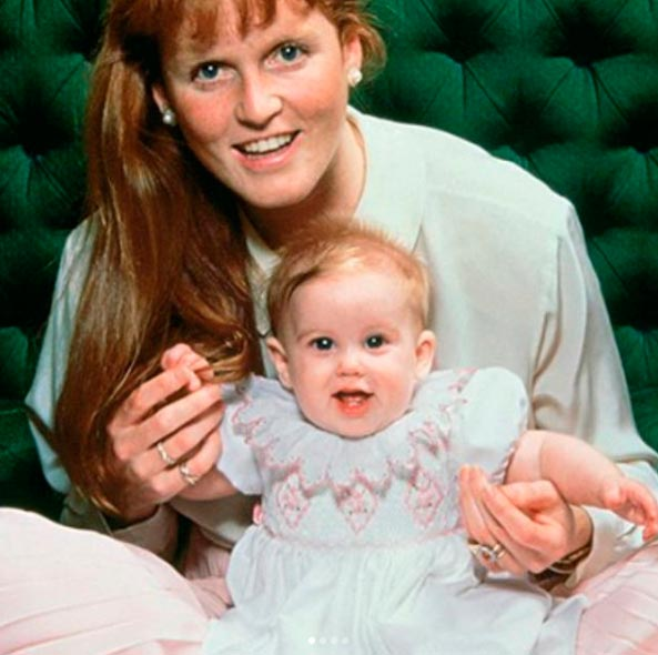 eugenie-baby-picture
