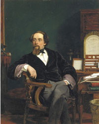Charles Dickens bicentenary, 2012