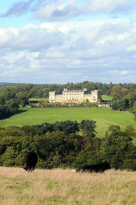 Harewood-house Leeds - ITV Victoria filming location