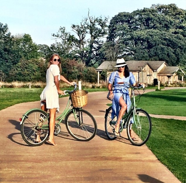Meghan-Millie-Soho-Farmhouse