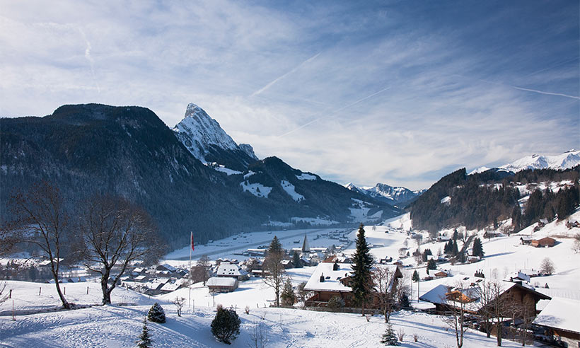 Gstaad-scenery