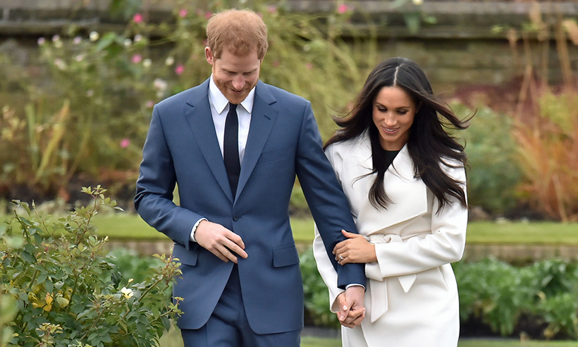 prince-harry-and-meghan-markle-looking-down