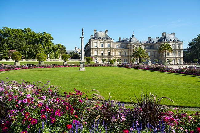 48 hours in paris the best things to do and see in the - Jardin du luxembourg hours ...