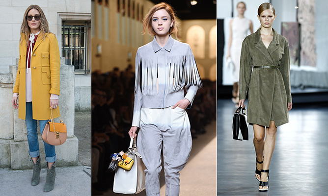 Your A to Z guide to spring trends