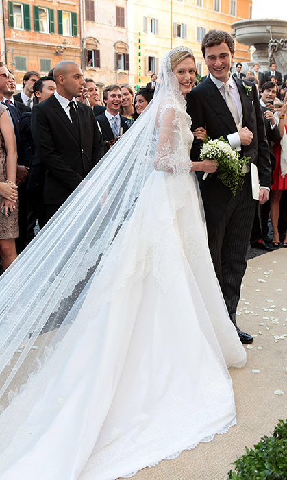 On July 5 2014 Prince Amadeo Wed His Longtime Love Elisabetta Maria Rosboch