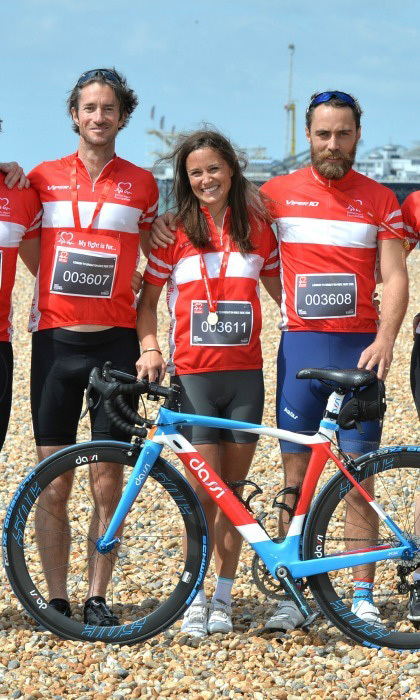 <strong>He's athletic</strong>