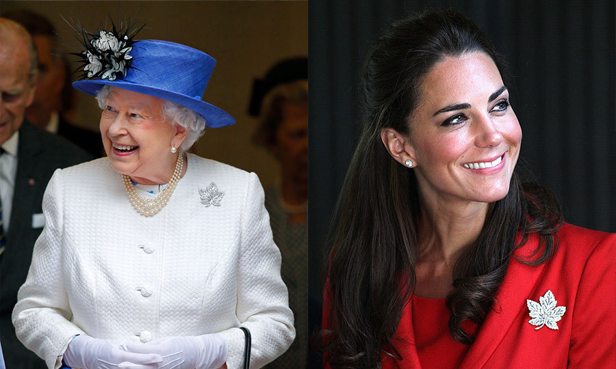 Jewelry kate middleton has borrowed from the queen hello for Starting a jewelry business in canada