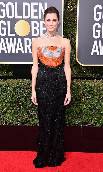 <h4>Allison Williams</h4>
