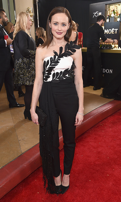 <h4>Alexis Bledel</h4>