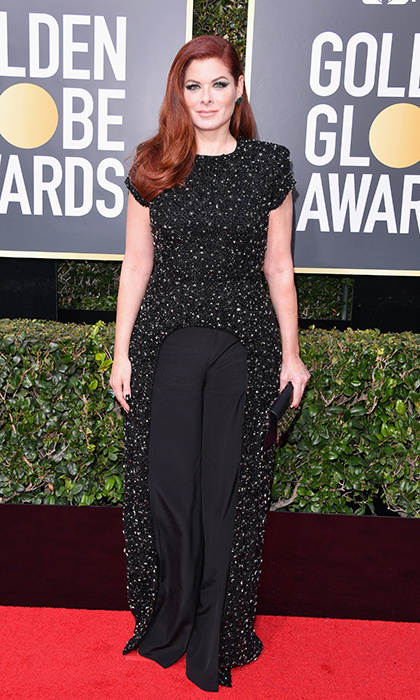 <h4>Debra Messing</h4>