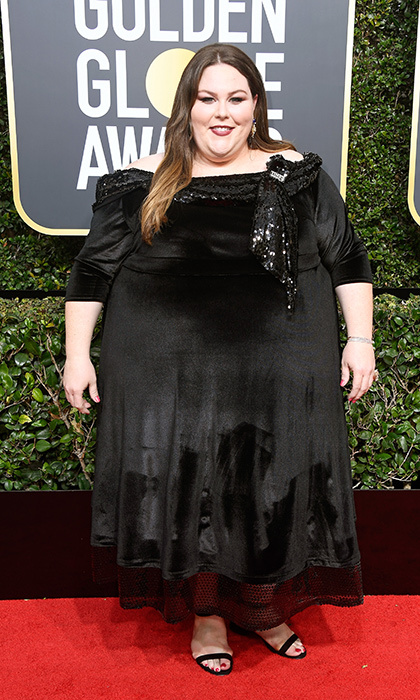 <h4>Chrissy Metz</h4>
