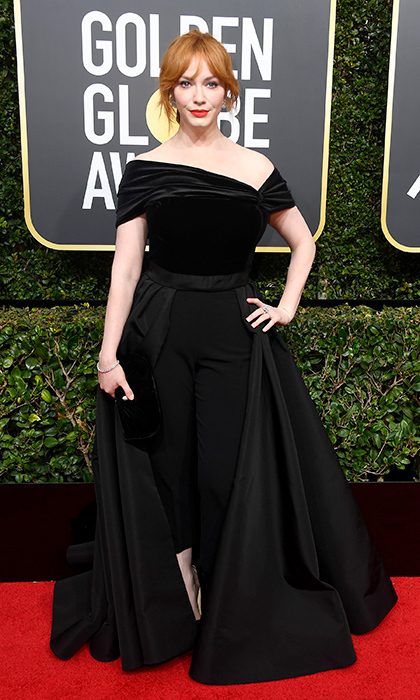 <h4>Christina Hendricks</h4>