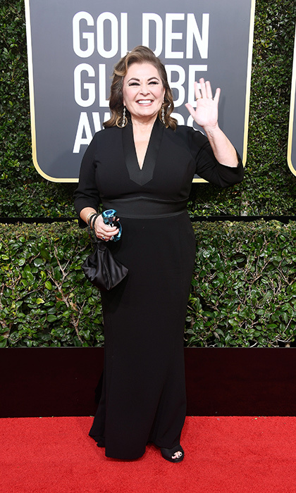 <h4>Rosanne Barr</h4>