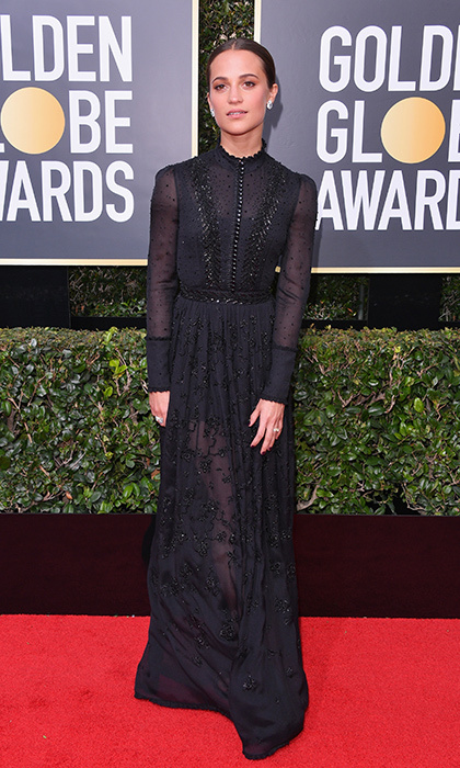 <h4>Alicia Vikander</h4>
