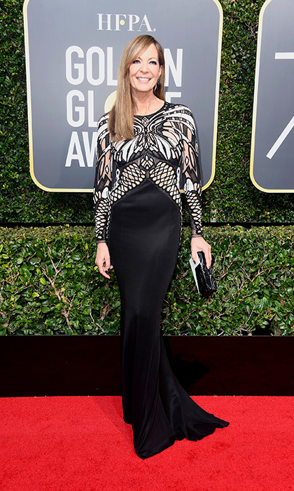 <h4>Allison Janney</h4>