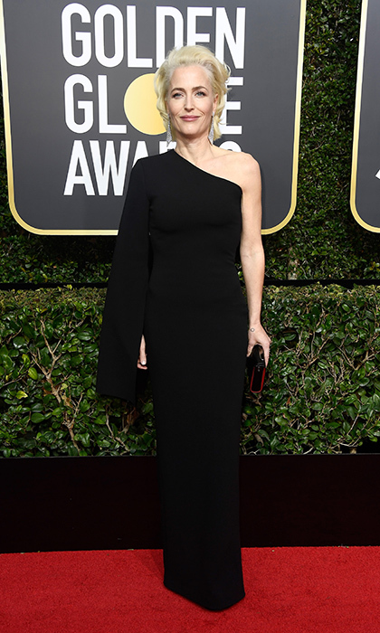 <h4>Gillian Anderson</h4>
