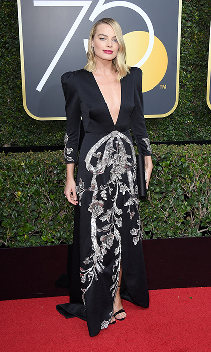 <h4>Margot Robbie</h4>
