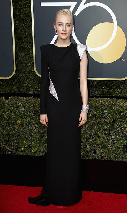 <h4>Saoirse Ronan</h4>