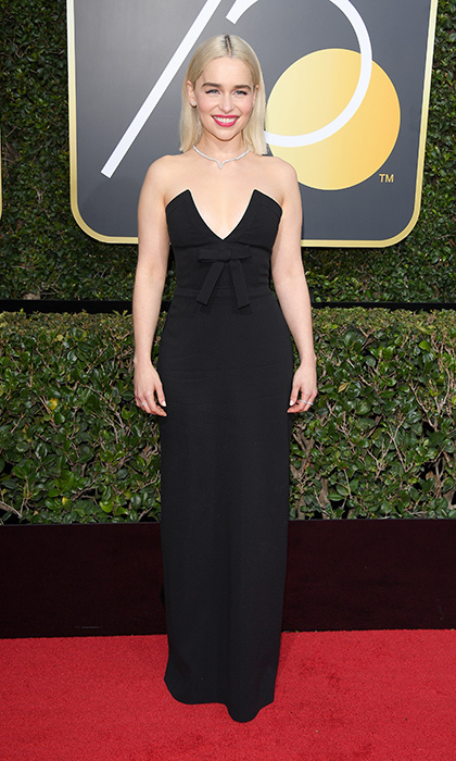 <h4>Emilia Clarke</h4>