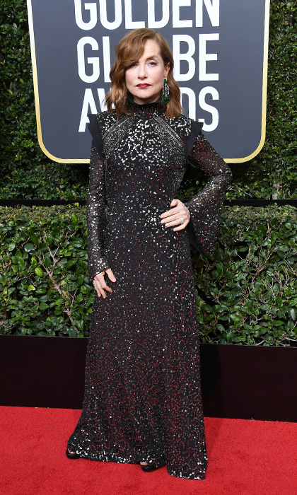 <h4>Isabelle Huppert</h4>
