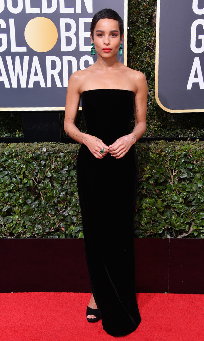 <h4>Zoë Kravitz</h4>
