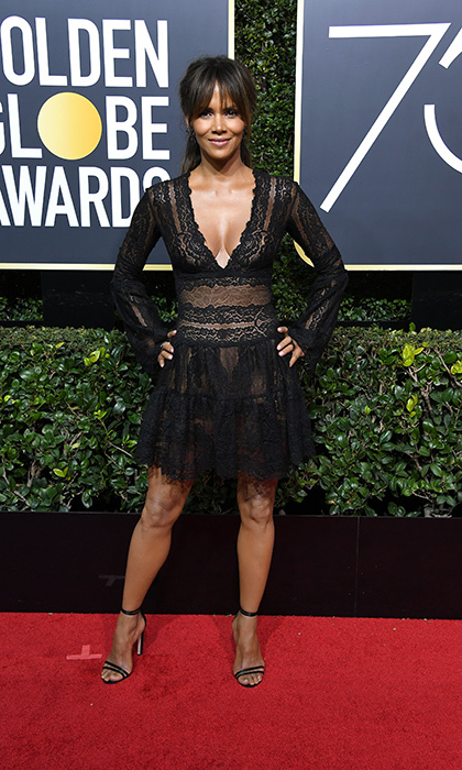 <h4>Halle Berry</h4>
