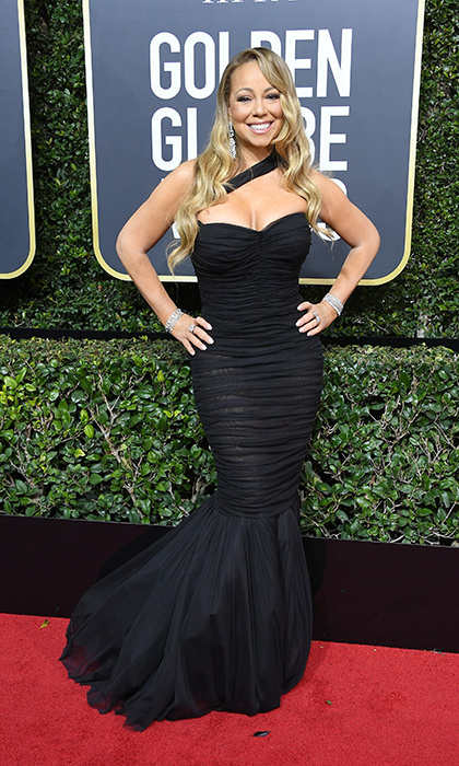 <h4>Mariah Carey</h4>