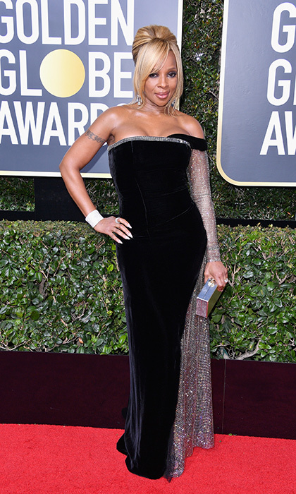 <h4>Mary J. Blige</h4>