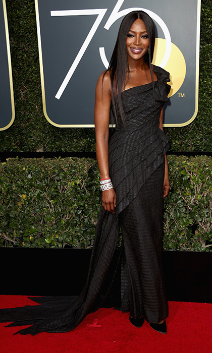 <h4>Naomi Campbell</h4>