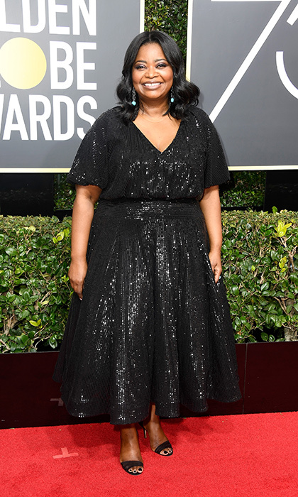 <h4>Octavia Spencer</h4>