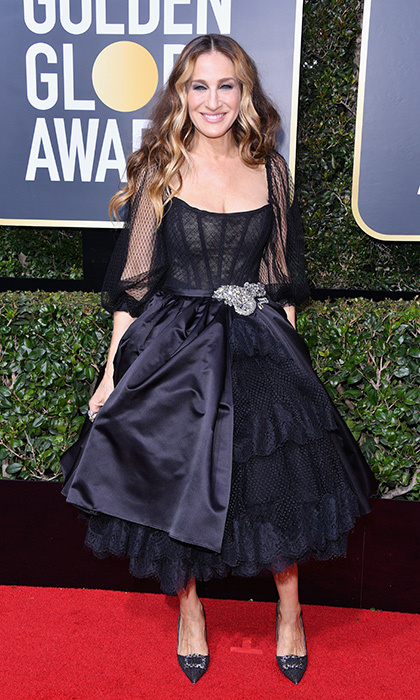 <h4>Sarah Jessica Parker</h4>