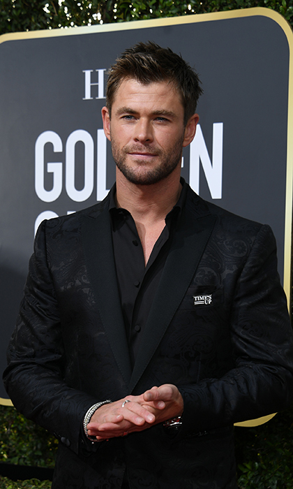 <h4>Chris Hemsworth</h4>